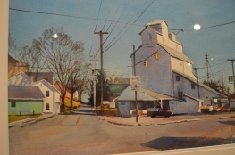 "Christopher Leeper ""Sidney Grain Mill"""